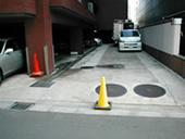 駐車場改修工事