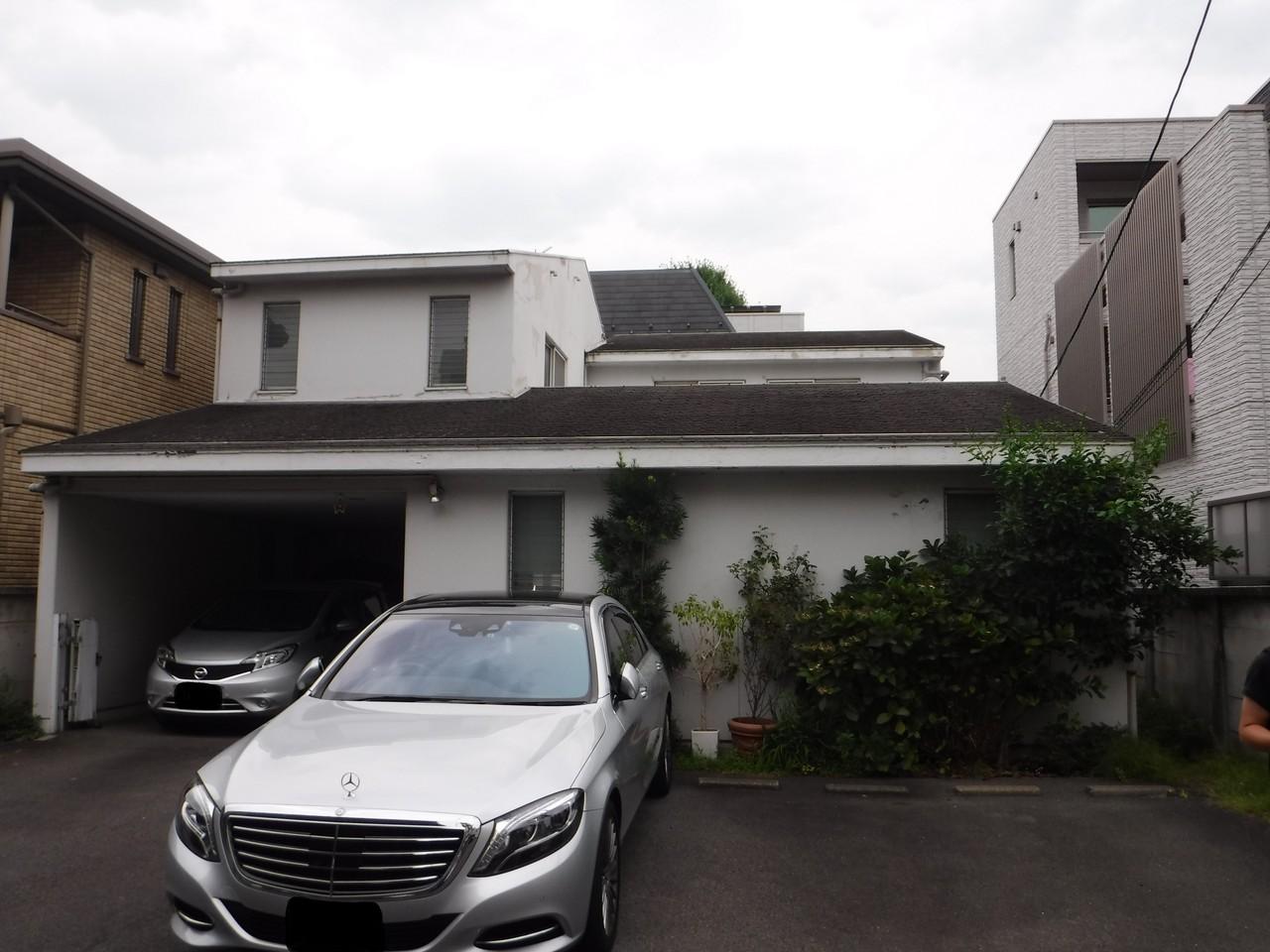 江戸川区内某住宅屋根・外壁・内壁塗装工事