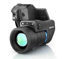 使用モデル:FLIR T1040